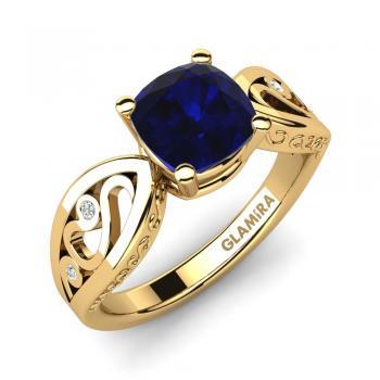 Nhẫn Sapphire GLAMIRA Fresa