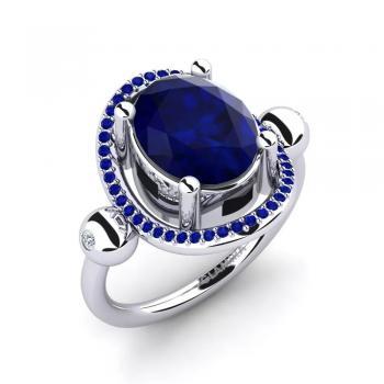 Nhẫn Sapphire Manoella