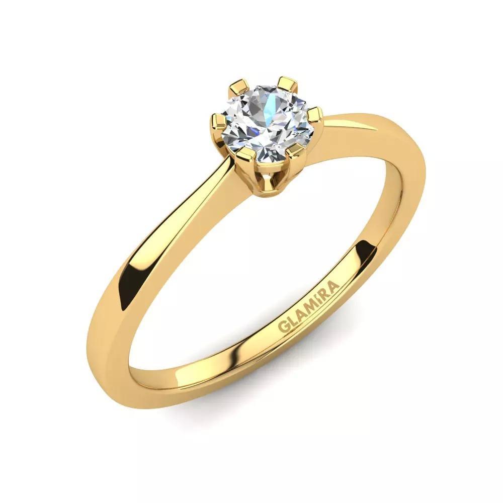 Nhẫn Vàng GLAMIRA Bridal Rise