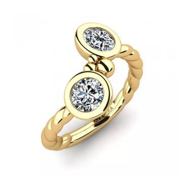 Nhẫn Vàng GLAMIRA Shizelle